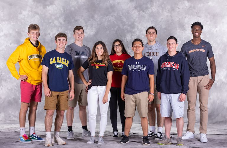 Perkiomen School student-athletes  ready to compete at the collegiate level