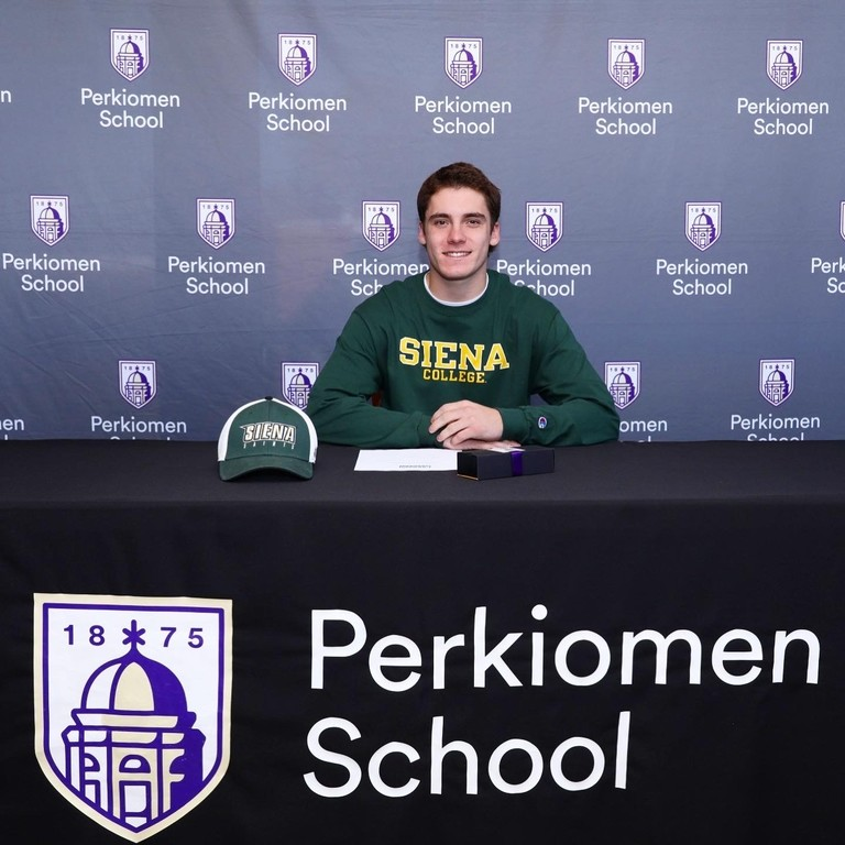 Perkiomen School Student-Athlete Commits to Siena College